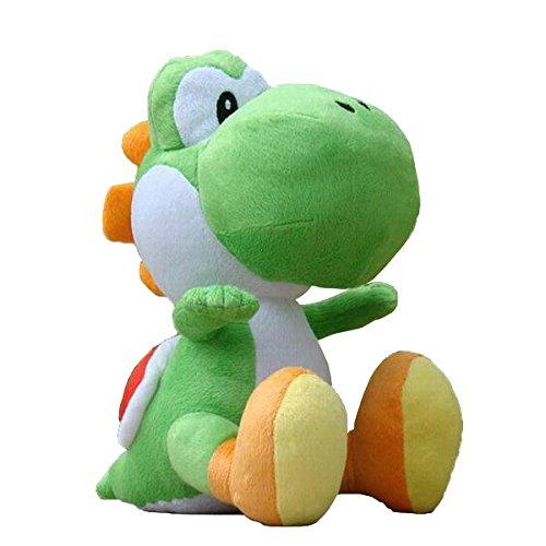 Super Mario Agmsm6P-01Y - Peluche Yoshi Bros Licenza Ufficiale Nintendo, 20 Centimetri