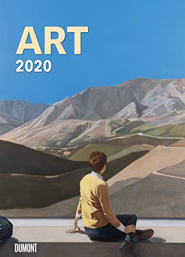 Art Kalender 2020 – Malerei heute – DUMONT Kunst-Kalender – Poster-Format 49,5 x 68,5 cm - Partnerlink