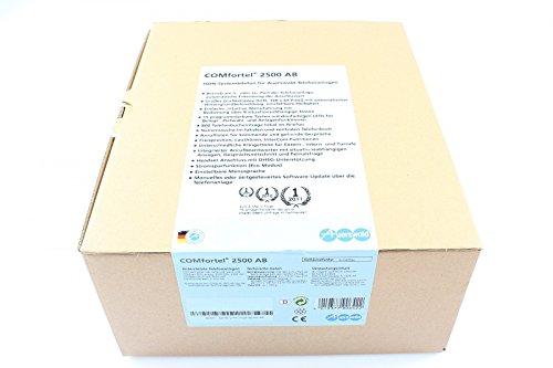 Auerswald COMfortel 2500 AB ISDN-Telefon dunkelblau