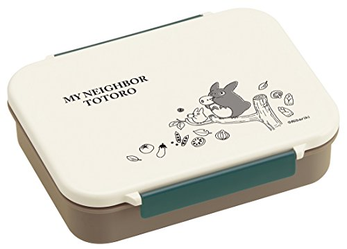 Boite à Repas Bento 730ml Mon Voisin Totoro Studio Ghibli - PM5CA Skater Import Japon