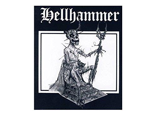 Art Worx HELLHAMMER - Apocalyptic Raids - Aufkleber/Sticker
