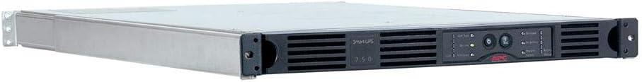APC SUA750RM1U 4-Outlet Smart Rackmount Uninterruptible Power Supply (750VA, 480W, 120V, 1U)