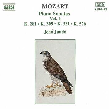 MOZART: Piano Sonatas, Vol. 4 (Piano Sonatas Nos. 3, 7, 11 and 18)