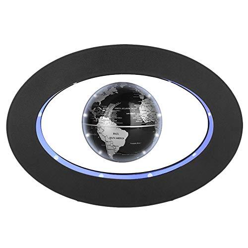 Globo Flotante de levitación magnética gira del mapa del mundo utilizar como...