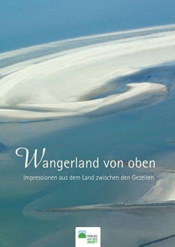 Wangerland von oben: Impressionen aus dem Land zwischen den Gezeiten