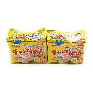 チャンポンめん 5食パック×2(合計10食分)