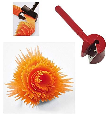 Tempera Carote Professionale - Spirale - affetta Verdure - Decorazioni a Tempera matite - Visto in TV - Idea Regalo Natale e Compleanno