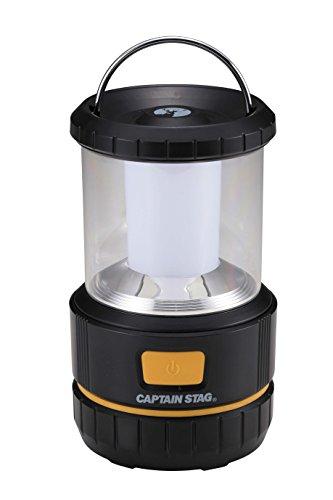 キャプテンスタッグ(CAPTAIN STAG) ランタン ライト LED カラーチェンジランタン 【明るさ(High):白色270ルーメン/暖色210ルーメン・連続点灯(Low):白色最大約15時間/暖色最大約20時間】 UK-4052