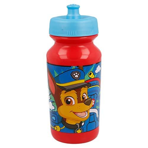 2159; Botella Patrulla canina; capacidad botella 340 ml; producto de plástico; libre BPA.