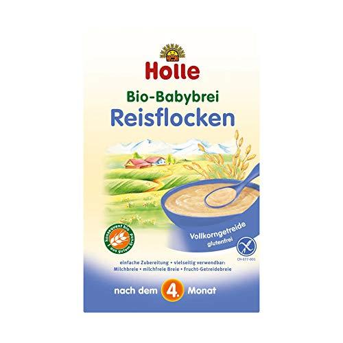 Holle Bio Bio-Babybrei Reisflocken (6 x 250 gr)