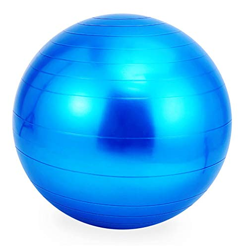 Best Deals! Seaintheson Exercise Gym Yoga Ball Fitness Pregnancy Anti Burst Core Ball Sports Fitness...