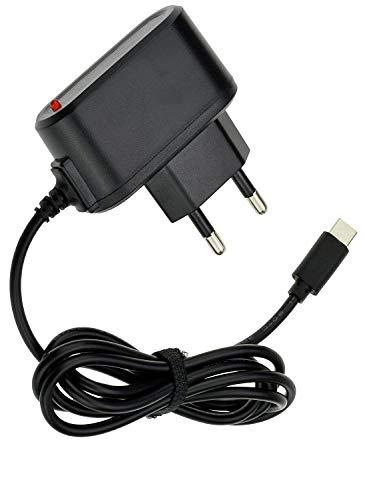 Netz - Ladekabel kompatibel mit Nokia 5.4 USB-C Typ-C USB 3.0 SuperSpeed (2 Ampere Schnell Ladegerät) Netzteil Netzlader Reiselader Reiseladekabel Lade Kabel