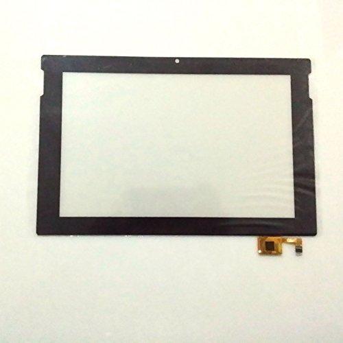 EUTOPING ® Schwarz Farbe 10.1 Zoll Touchscreen - digitizer Alternative für Medion Lifetab S10345 MD99042 MD 99042