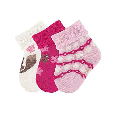 Sterntaler Baby-Boys Söckchen Socks, zartrosa, 18