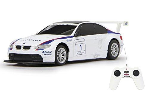 Jamara 403092 Auto BMW M3 Sport 1:24 wei&ampszlig 40MHz
