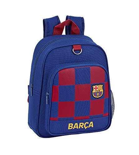 Mochila Escolar Infantil de FC Barcelona 1ª Equip. 19/20 Oficial, 270x100x330mm