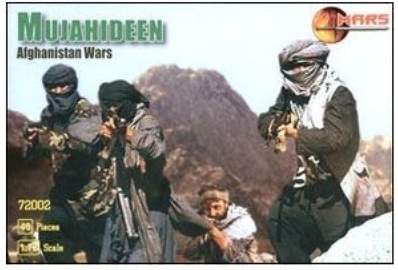 tomar hasta un 70% de descuento PLASTIC MODEL FiguraS FiguraS FiguraS Arab MUJAHIDEEN (Modern) Afghanistan War 1 72 MARS Figuras 72002 by Mars  muy popular