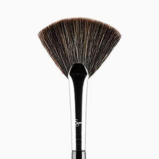 Sigma Beauty   Strobing Fan Brush   Makeup Brush   Soft, Dense Fanned Brush Head   Cruelty-Free