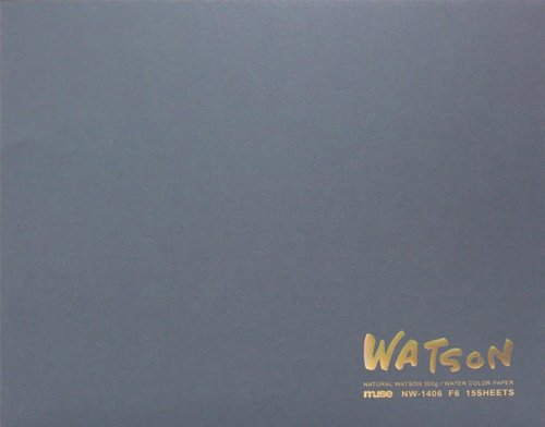 Muse Watson Block F4 300g (Japan Import)