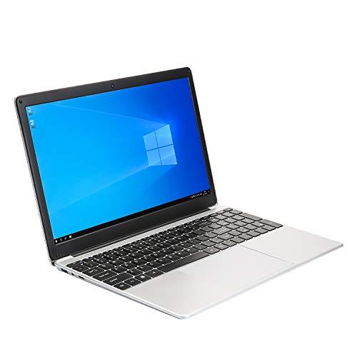 2020 15.6 inch Laptop, IPS Display, Intel 64-bit Quad-core celeron_j3455 Processor, 6GB RAM, 256GB SSD, scalable 1TB SSD Solid State Drive, 10000mAh high Battery Life, Windows 10 Pro