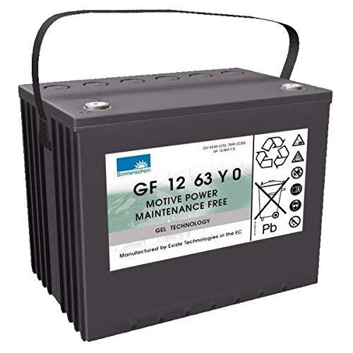 GF12063YO Sonnenschein Batterie (GF1263Y / GF 12 63 YO)