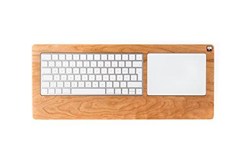 Preisvergleich Produktbild Woody's TrackpadTray (Kirschbaumholz,  rechtshändig)