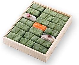 柿の葉すし (小鯛・鯖・鮭) 21個入