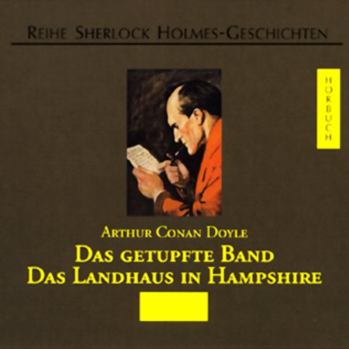 Das getupfte Band - Das Landhaus in Hampshire Titelbild