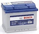 Bosch S4005 Batteria Auto 60A/h-540A