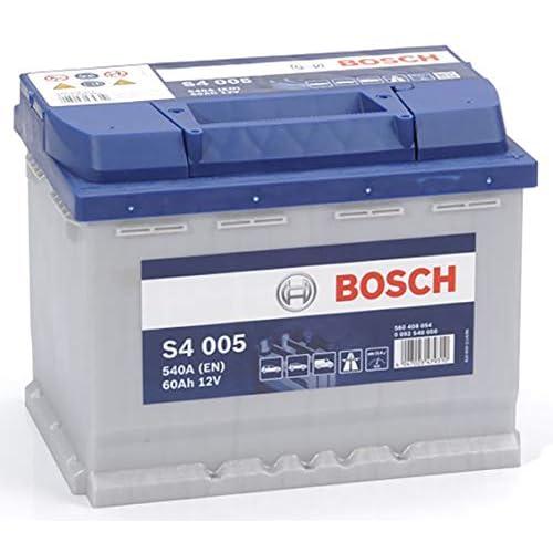 Bosch S4005 Batteria Auto 60A/h-540A, 12V