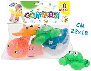 71040 Multicolore 3 Pezzi Teorema- Gogo-Gommosi Dalmata