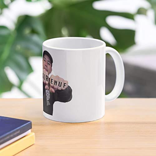 5TheWay Enuf Cody Fair Noel Ko Mug Best 11 oz Kaffeebecher - Nespresso Tassen Kaffee Motive