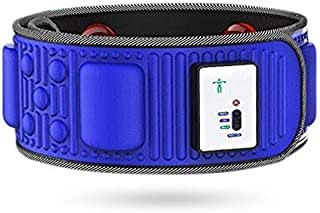 DHINGM Lazy Slimming Rouge Belt, Standing Thin Belly Stovepipe Weight Loss Artifact, 20 Massage Stone Magnets Form a 360 Degree Surrounding Magnetic Field, Enhance Metabolism, Promote Blood Circulatio