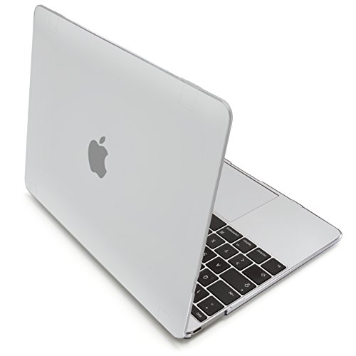 MyGadget Hülle Crystal Clear Hülle - für Apple MacBook 12