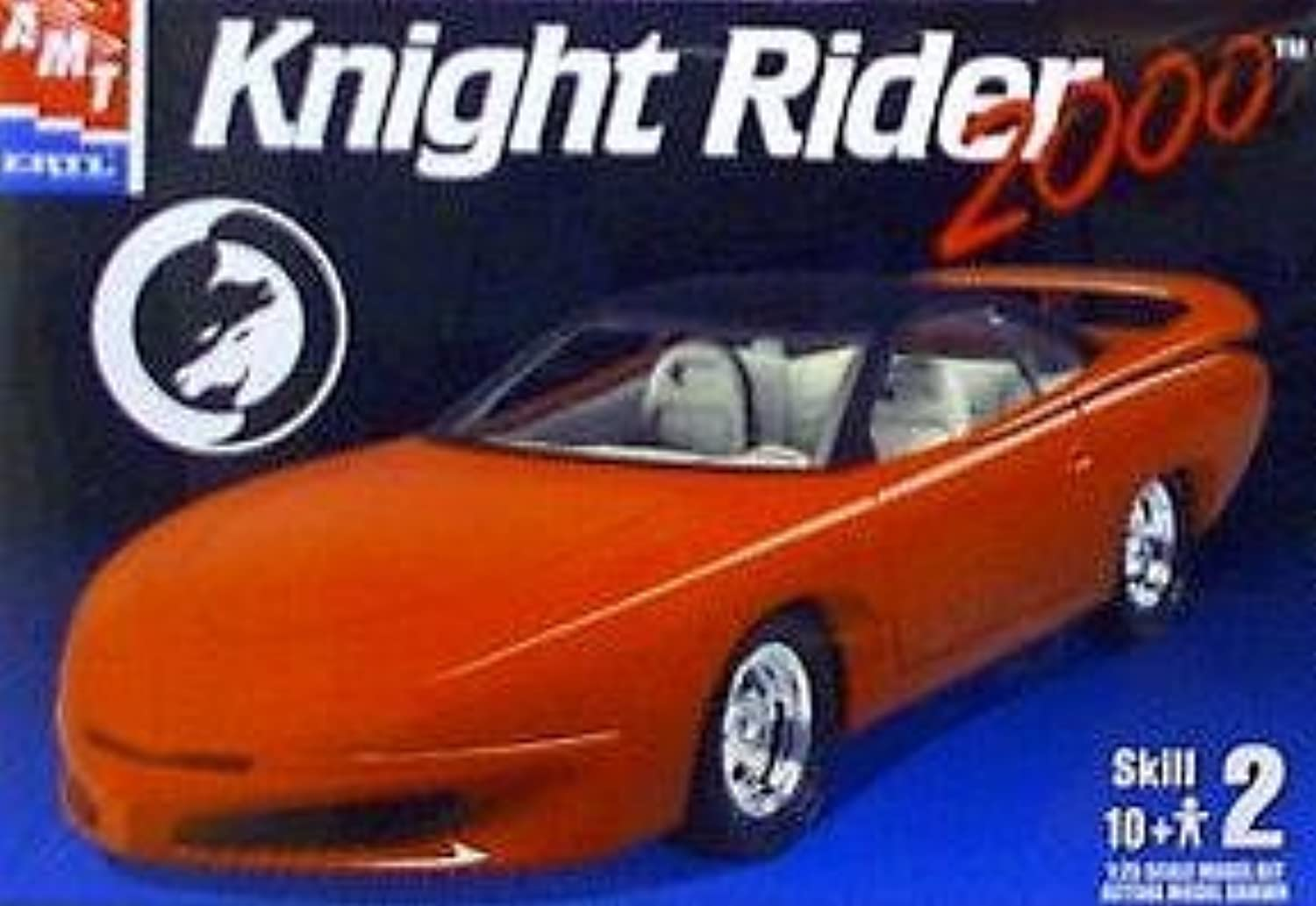 descuentos y mas AMT Knight Rider 2000 Plastic Model Model Model Kit by AMT  punto de venta
