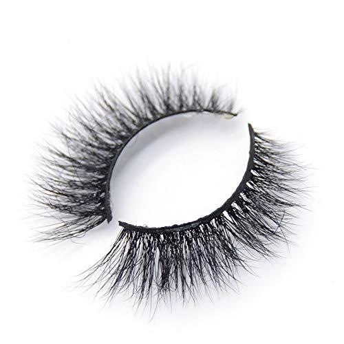 So schön Wimpern, 3D Lange Starke falsche Wimpern Extensions, Weich Mink Kuss Wimpern for Frauen Beauty-Tool Bring dir Schönheit (Color : ARISON)