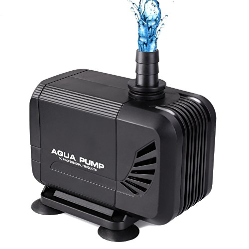 MVPower Pompa Acqua Sommergibile (40W)