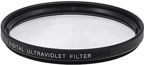58MM UV Ultra Violet Filter For Canon EOS Rebel T6s, T6i, SL1, T5, T5i, T4i, T3, T3i, T1i, T2i, 70D, 60D, 60Da, 50D, 40D, 7D, 6D, 5D, 5DS, 1D Digital SLR Camera