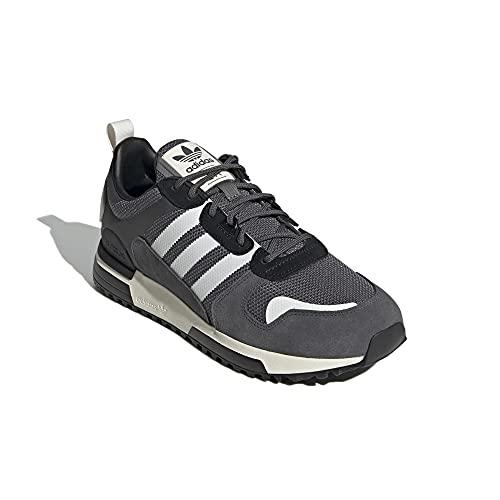 adidas ZX 700 HD Sneaker Schuhe (Grey/White, Numeric_44)