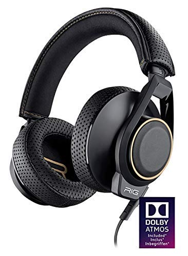 Plantronics Rig 600 Dolby Atmos® Gaming Headset für PC´s