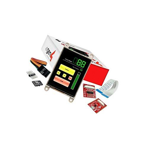 SK-GEN4-28DT Dev.kit with Display TFT 2.8 240x320 220cd/m2 uC 4D SYSTEMS