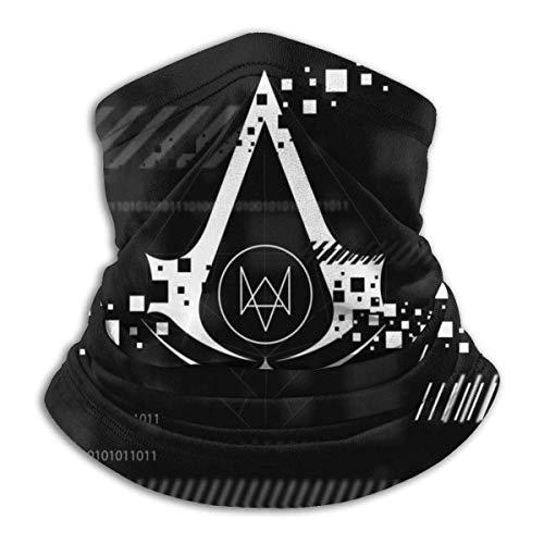 ZChun Assassin's Creed - Pañuelos unisex de microfibra para cuello