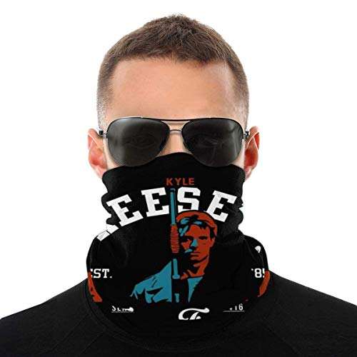 Nother Terminator Kyle Reese Time Travel Academy Variety Head Scarf Face Mask Headwear Neck Gaiter Face Bandana Scarf scarf mask