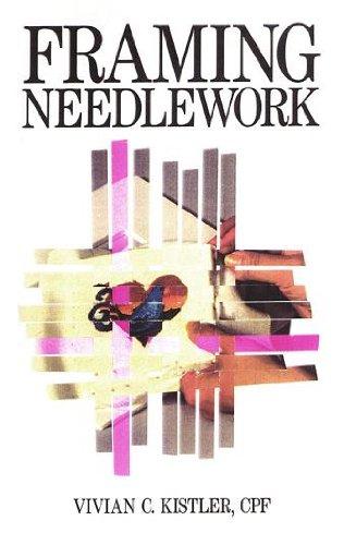 Framing Needlework & Fabric [VHS]