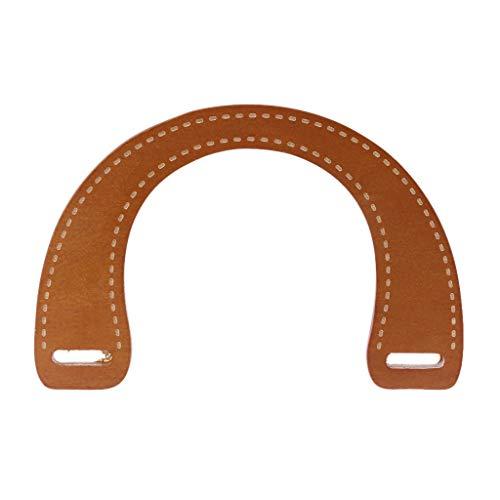 Kexing Cierre de Forma de rect/ángulo de bamb/ú de Metal Cerradura de Giro Cerraduras giratorias Bolso de Bricolaje Bolso Monedero Hardware