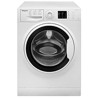 Hotpoint NM10844WWUK A+++ Rated Freestanding Washing Machine - White