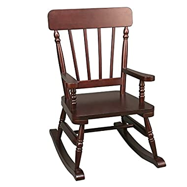 Wildkin Kids Rocking Chair for Boys and Girls, Perfect for Sitting or Lounging in Playrooms or Bedrooms, Classic Design…