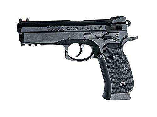 Softair Pistole CZ SP-01 Shadow, Kal. 6mm BB Federdruck-System <0.5 Joule, 17655