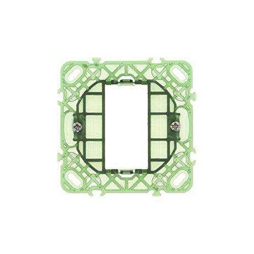 Supporto Vimar Plana 1 Modulo Per Scatole Tonde 14601