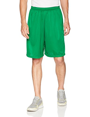 Augusta Sportswear Men's Training Short, Kelly, Medium